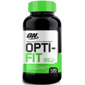 Жиросжигатель OPTIMUM NUTRTION Opti-Fit (120 капсул)
