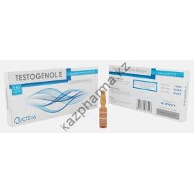 Тестостерон энантат Octeva 10 ампул по 1мл (1амп 250 мг)