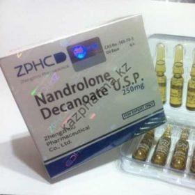Дека ZPHC (Nandrolone Decanoate) 10 ампул (1амп 250 мг)