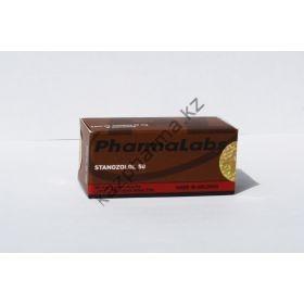 Станозолол (Винстрол) Pharmalabs флакон 10 мл (50 мг/мл)