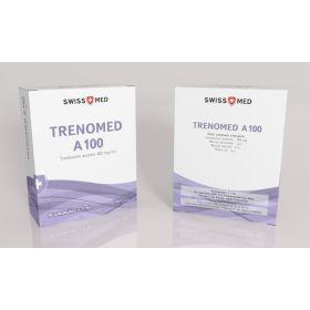 Тренболон ацетат Swiss Med Trenomed A100 10 ампул (100 мг/1мл)